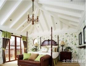 美式风格别墅样板房设计