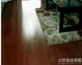 客厅木地板贴图图片欣赏