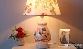 卧室青花瓷图片欣赏