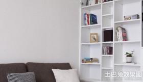 书房多乐士墙面漆效果图