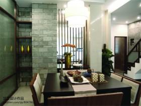 中式风格餐厅设计装修