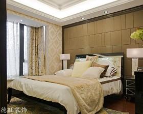 新古典风格卧室飘窗装修效果图