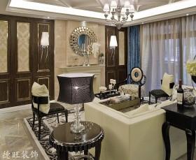 小户型整体客厅装修效果图大全