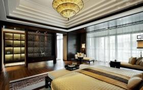 中式卧室室内装修效果图