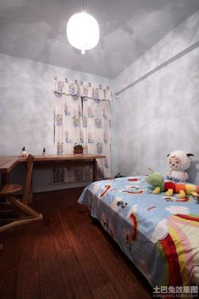 简约儿童房吊灯装修效果图欣赏