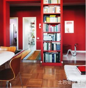 客厅小书架装修效果图大全2013图片