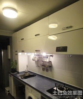 现代风格烤漆橱柜图片