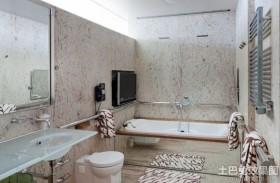 卫生间大理石图片