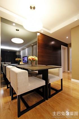 现代风格家居餐厅装修效果图大全2013图片欣赏