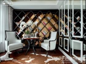 书房室内装饰花瓶图片欣赏