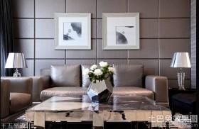 现代风格客厅创意花瓶设计图片