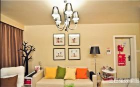 简约客厅灯泡创意设计图片
