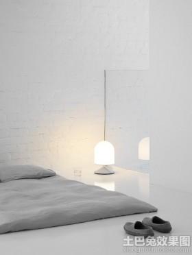 日式榻榻米卧室装修效果图欣赏