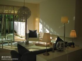 现代风格客厅装饰效果图大全