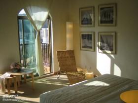 现代风格卧室装潢设计