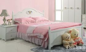 欧式风格卧室玩具熊图片大全