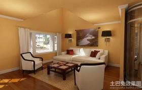 超小户型沙发摆设图片