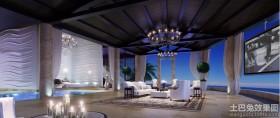 100平米海景房装修效果图