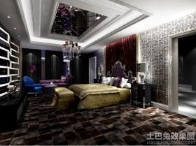 新古典卧室仿古砖贴图图片