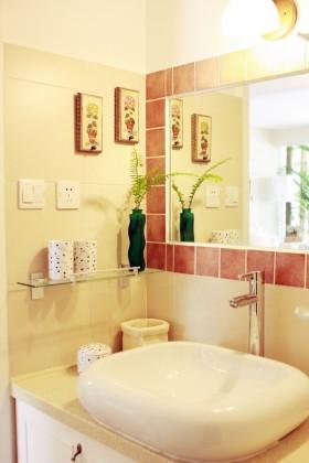 2013卫生间洗手台装修效果图大全