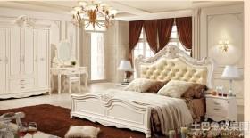 欧式卧室梳妆台效果图欣赏