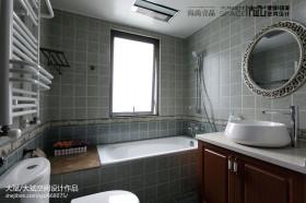 整体卫生间浴缸图片