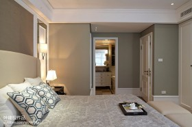 卧室室内装修设计效果图