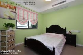田园风格次卧室装修效果图片