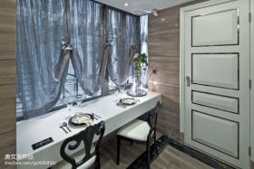 欧式现代风格小餐厅台面设计