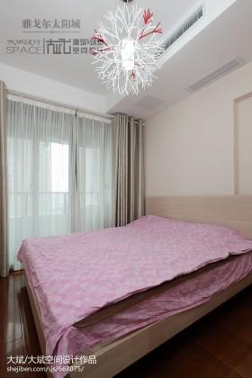 主卧室吊灯造型设计效果图