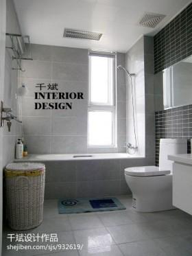 卫生间墙面瓷砖装修效果图2013图片