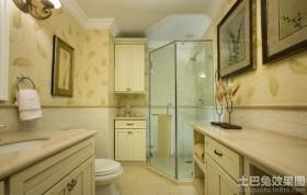新房卫生间布置图片