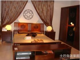 中式卧室联邦家具图片