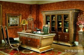 书房高档家具图片欣赏