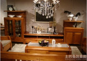 客厅欧美家具图片大全