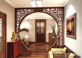 客厅新中式家具图片