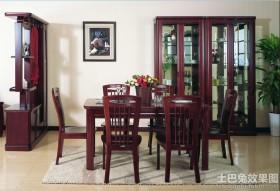 餐厅新中式家具图片