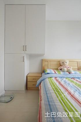 简约儿童套房家具图片