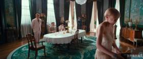 美式奢华客厅装饰效果图欣赏