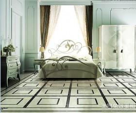 卧室全抛釉瓷砖效果图欣赏
