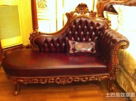 卧室欧式贵妃椅图片欣赏