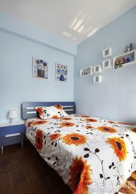 简约风格小空间儿童房设计