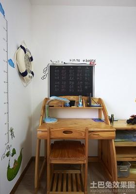 地中海风格儿童房组合家具图片