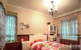 田园风格卧室灯具设计