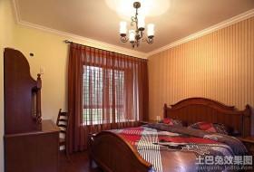 美式风格卧室灯具设计效果图