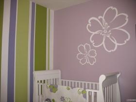 婴儿房儿童壁画图片欣赏