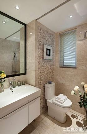 家庭小卫生间装修设计图片