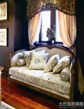 室内休闲沙发图片