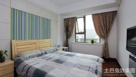 卧室带阳台设计效果图片大全