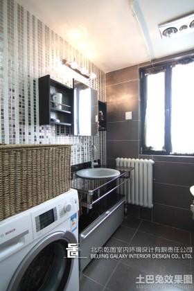 小户型卫生间装饰设计
